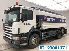 Scania 114.380 - truck used chemical tanker