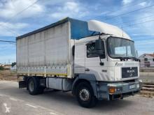 Camion MAN F2000 19.293 savoyarde occasion