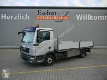 Camion MAN TGL 12.240 BL Pritsche, ALU Rampen, Klima,HU7/21 porte voitures occasion