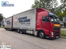 Camion remorque Volvo FH13 460 rideaux coulissants (plsc) occasion