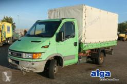 Camion tri-benne Iveco Meiller-3-Seiten-Kipper, nur 79.200km, 3 Sitze