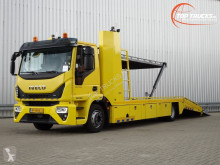 Iveco car carrier truck Euro Cargo 120-250 Thijhof 2-3 lader, Twin deck, Doppelstock - Lier, Winch, Winde