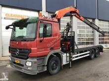 Camião estrado / caixa aberta Mercedes Actros 2532