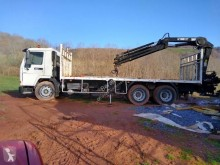 Volvo FL12 380 truck used flatbed