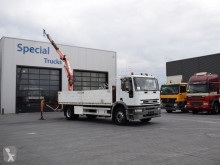 Iveco Eurotech 180E24 truck used flatbed