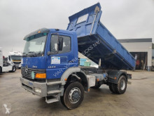 Mercedes three-way side tipper truck Atego