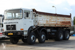 Camion benne MAN 30.331 MANUAL FULL STEEL