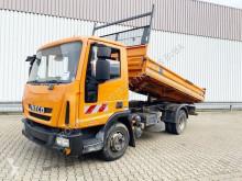 Camión volquete volquete trilateral Iveco Eurocargo ML80E18 K 4x2 ML80E18 K 4x2, EEV-Motor