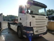 Camion porte containers Scania R440 LB