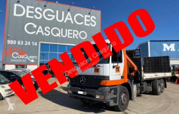 Mercedes 2531L truck used car carrier