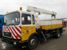 Camion MAN 14170-RUTHMANN 17 METER-TOP ZUSTAND nacelle occasion