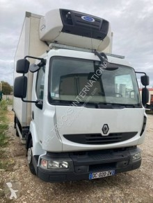 Renault Midlum 210.12 truck used refrigerated