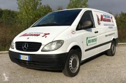 Nyttobil med kyl Mercedes Vito
