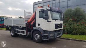 Camion MAN TGM 18.290 benne occasion