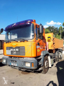 Camion MAN 26.410 benne occasion