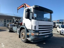 Camion polybenne Scania P 94P300
