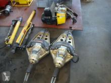 Mercedes cab / Bodywork weber/holamatro hydraulicset