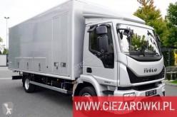 Ciężarówka Iveco Eurocargo 120 E 19 P furgon używana