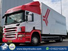 Vrachtwagen Scania P 280 tweedehands bakwagen