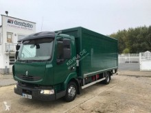 Renault Midlum 190.10 truck used beverage delivery box