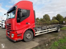 Iveco container truck Stralis AS 190 S 42 FP-CM