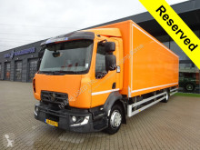 Camion fourgon Renault D12 240 Laadklep +