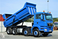 Camion MAN TGS 35.480 Kipper *8x4* !! benne occasion