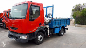 Camion Renault 220 VOLQUETE, 4x2 PM 4622 AÑO 2005 benne occasion