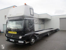 Mercedes car carrier truck Atego