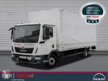Camion MAN TGL 12.220 4X2 BL centinato alla francese usato