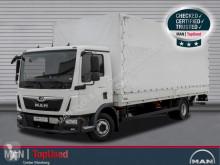 Camión lona MAN TGL 12.250 4X2 BL AHK, Klimaautomatik