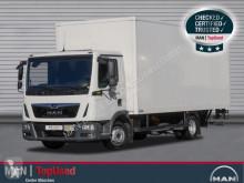 MAN TGL 8.190 4X2 BL, Koffer, LBW truck used box