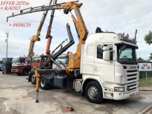 Camion porte containers Scania G 420