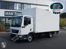 MAN TGL 8.190 4X2 BL E6 Koffer Klima LBW truck used box