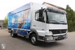 Mercedes refrigerated truck Atego 918 Eis/Ice-33°C Türen4+4+2 Klima Nutz 3t