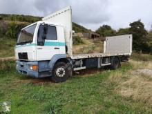 Camion MAN plateau ridelles occasion