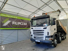 Scania two-way side tipper truck G 400