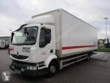 Renault plywood box truck Midlum 220.12 DXI