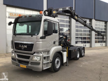 Tracteur MAN TGS 26.400 occasion