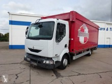Camion fourgon brasseur Renault Midlum 180.12 DCI