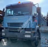 Camion benne TP Iveco Trakker 410
