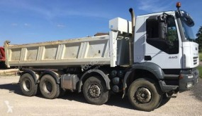 Iveco Eurotrakker 440 truck used two-way side tipper