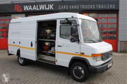 Mercedes Vario fourgon utilitaire occasion