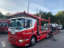Scania P 420 trailer truck used car carrier