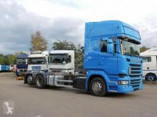 Камион шаси Scania R410 Topliner*BDF 6x2*EURO 6*