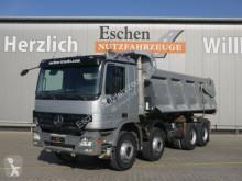 Camion multibenne Mercedes 4144 K 8x4, Muldenkipper, AP Achsen, Blatt