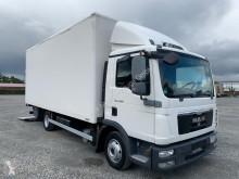 Camión MAN TGL 8.220 Koffer 4x2 Klima LBW furgón usado