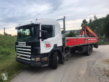 Scania P114 LB 4x2 LKW autres camions occasion