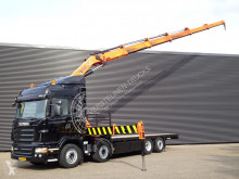 Scania R 380 truck used flatbed