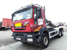 Iveco container truck Trakker 410